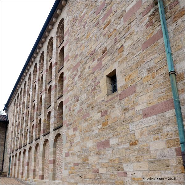 st. bernhard friedenskirche speyer • © sylvia • sro 2105