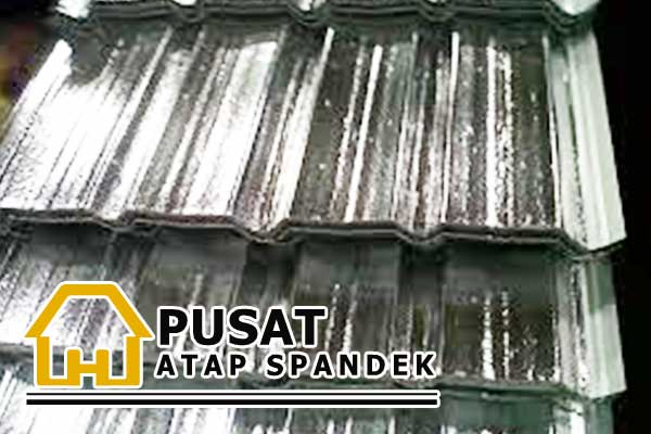 Harga Spandek Peredam Jakarta, Harga Atap Spandek Peredam Jakarta, Harga Atap Seng Spandek Lapis Peredam Jakarta Per Meter 2019