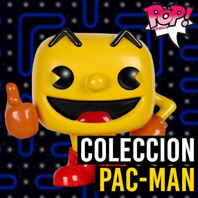 Lista de figuras funko pop de Funko Pac Man