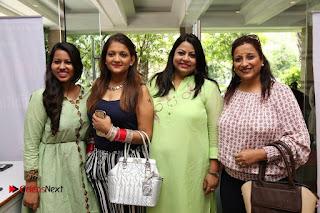 Actress Nikita Bisht Akritti Elite Exhibition Launch Event  0104