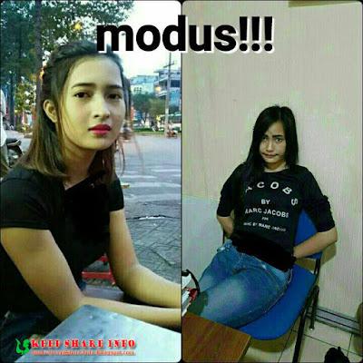 Modus Baru Waspada Terhadap Wanita Cantik Begal