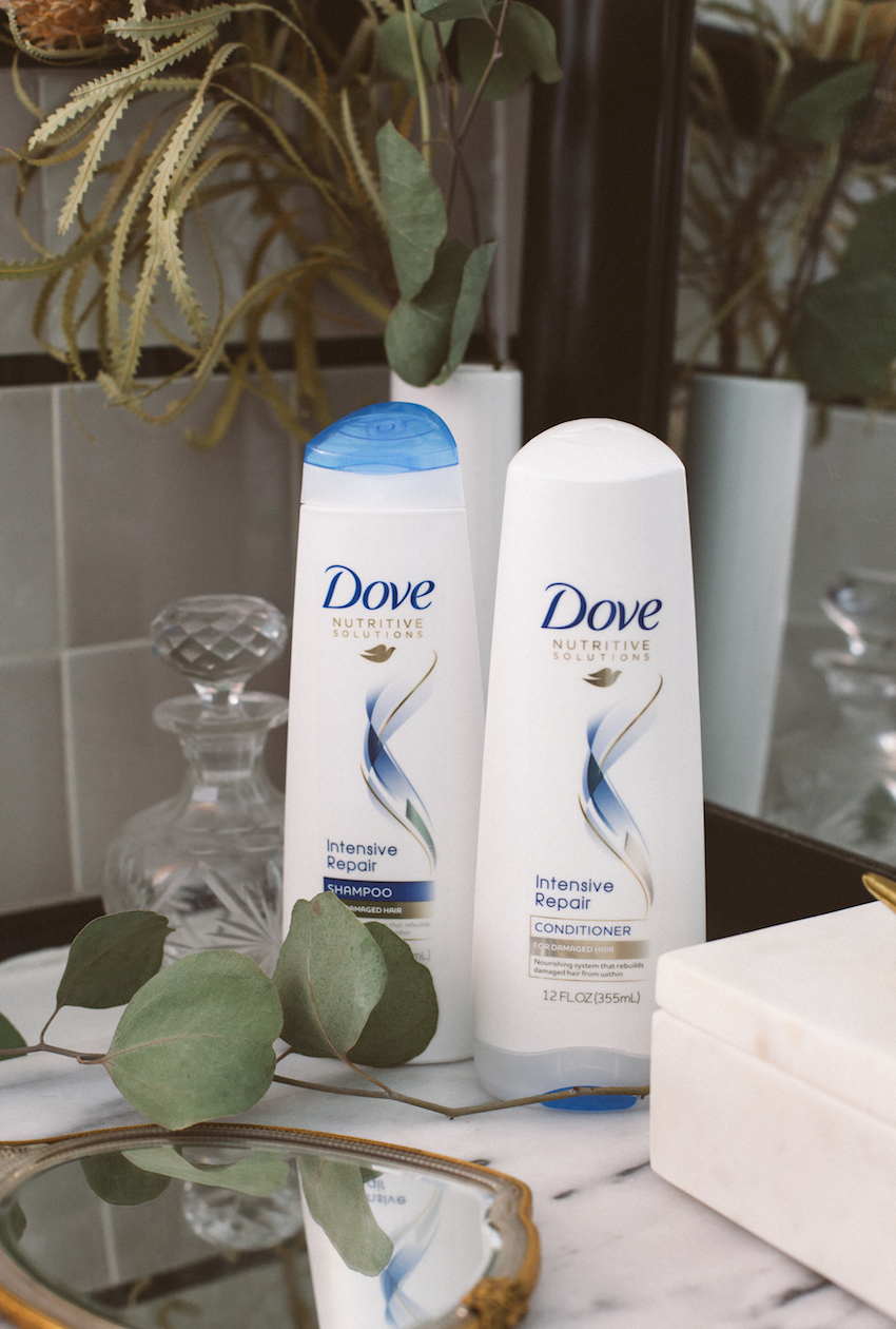 Dove Intensive Repair Collection | HONEY & SILK