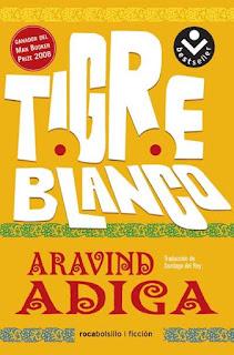 Tigre blanco Aravind Adiga