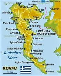 Graekenland Last Minute Rejser Korfu