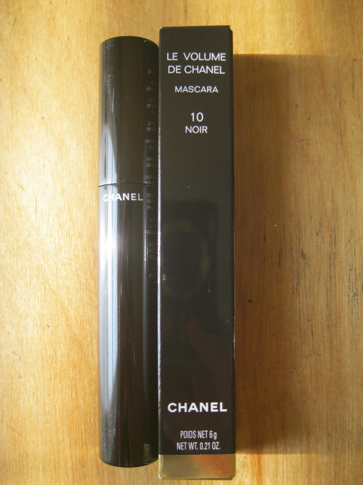 everything just so le volume de chanel mascara. Black Bedroom Furniture Sets. Home Design Ideas