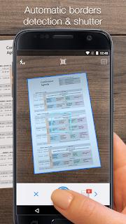 Usa tu smartphone como scanner