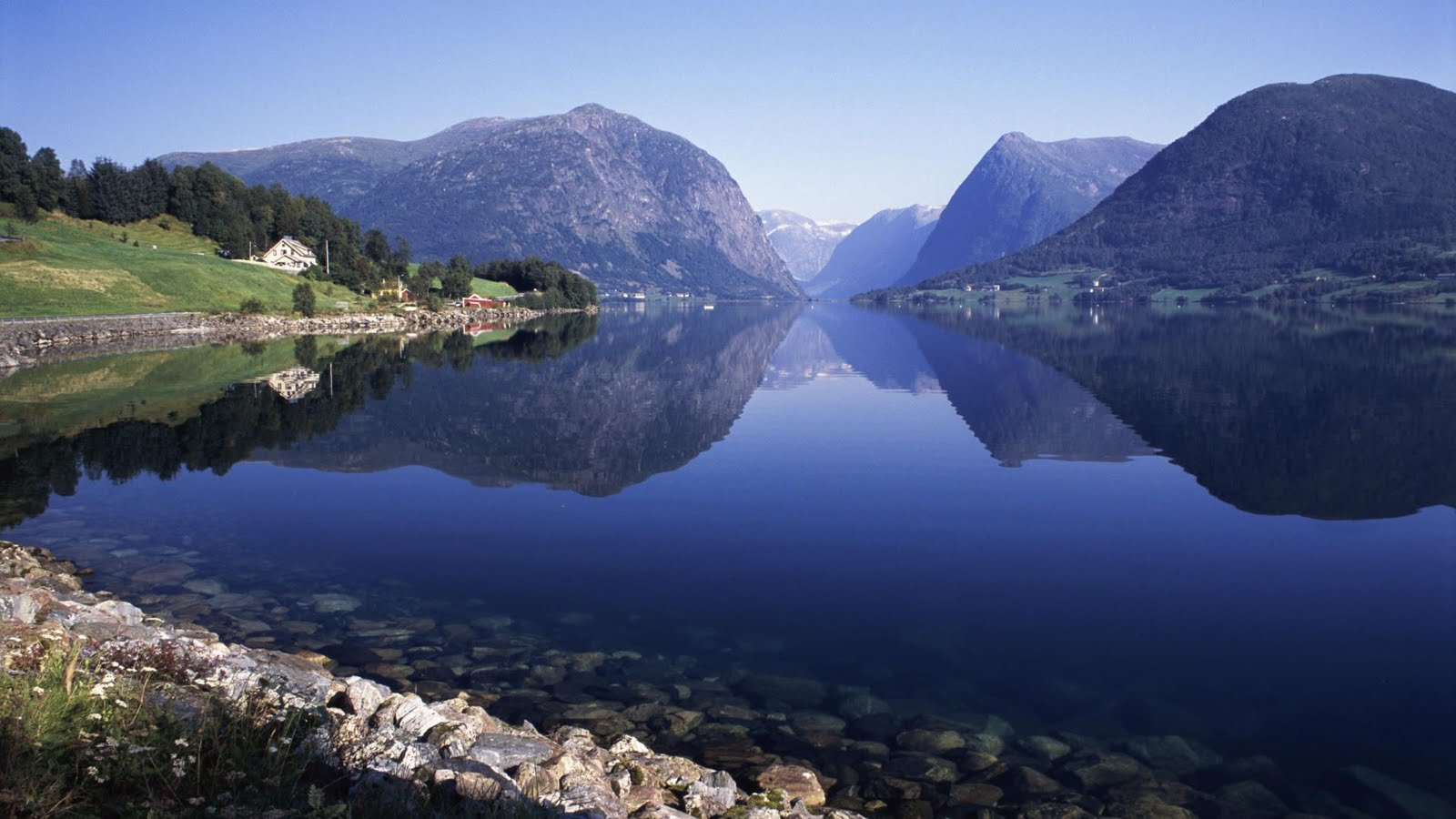 Tracy Gibson: Norway Hd