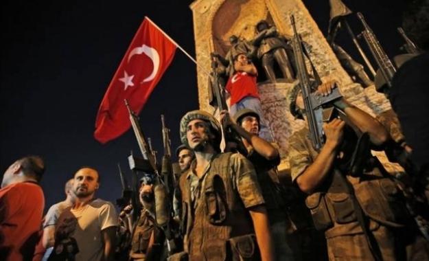 Το Βερολίνο υποστήριξε το πραξικόπημα, λέει ο εκπρόσωπος του Ερντογάν