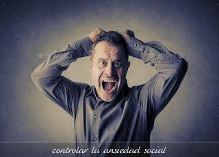 controlar la ansiedad social