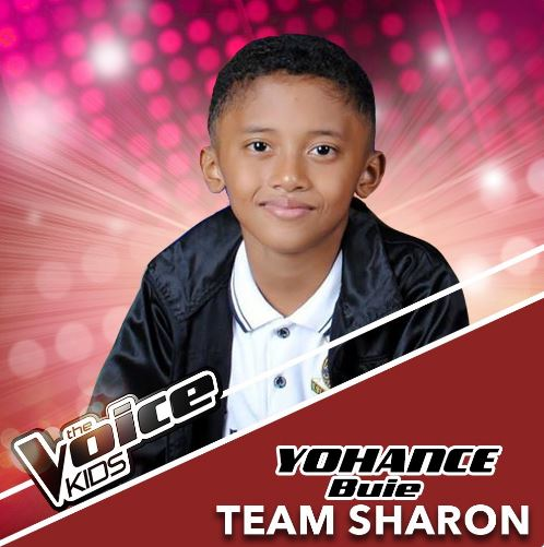 "Yohance Buie sings ""Macho Gwapito"" on Voice Kids, joins Team Sharon"