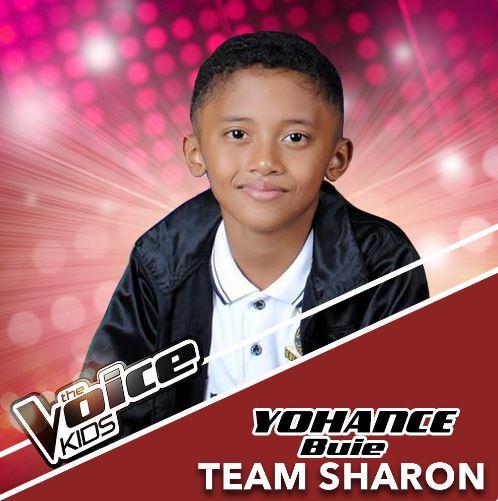"Yohance Buie sings ""Macho Gwapito"" on Voice Kids, joins Team Sharon"