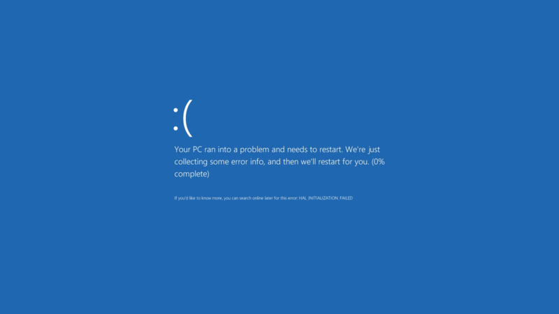 A quick fix to many Windows 8 – 8 1 bluescreen issues