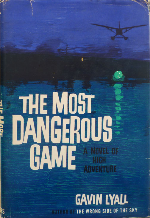 The Most Dangerous Game, Lyall, Gavin