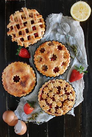 recetario-reto-disfruta-fresa-fresas-13-recetas-dulces-tartaletas-manzana