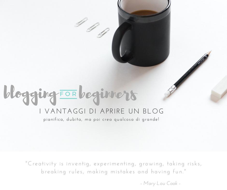 Perchè aprire un blog? (parte 2)