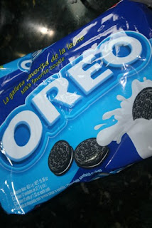 galletas oreo cubiertas chocolate