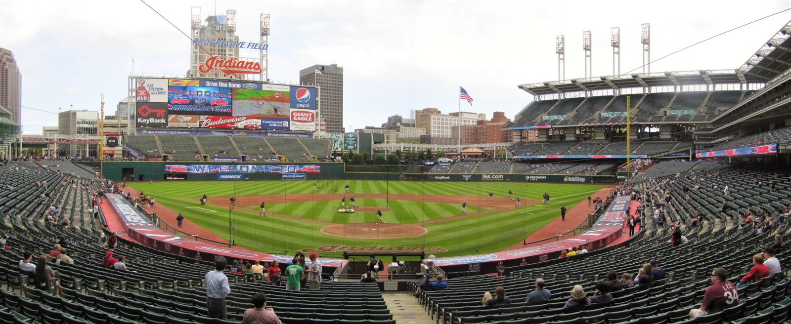 Progressive Field Luxury Suites For Sale, Cleveland Indians, 2014