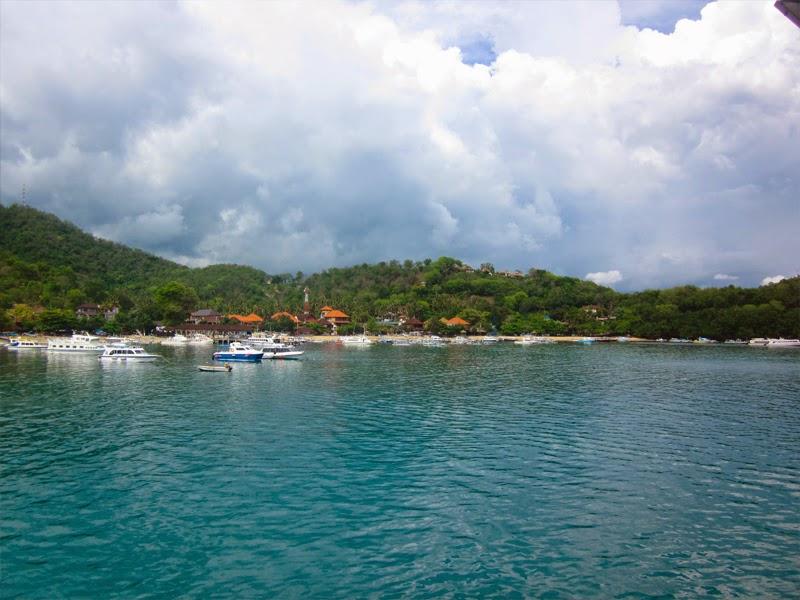 Tempat Wisata Sekitar Pelabuhan Padang Bai Karangasem