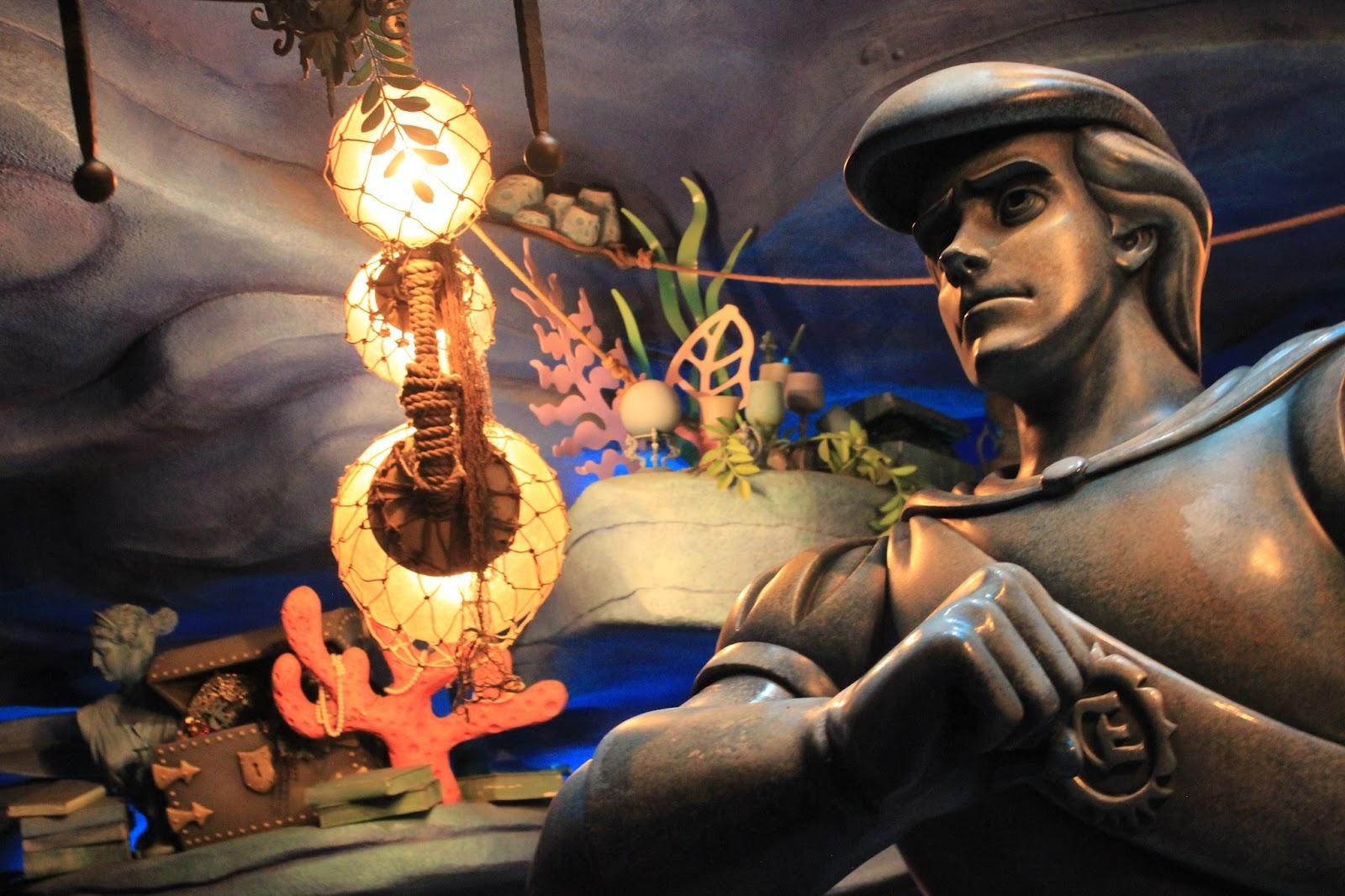 Tokyo Disney Sea- Part 3 - Davey Granger - photo#15