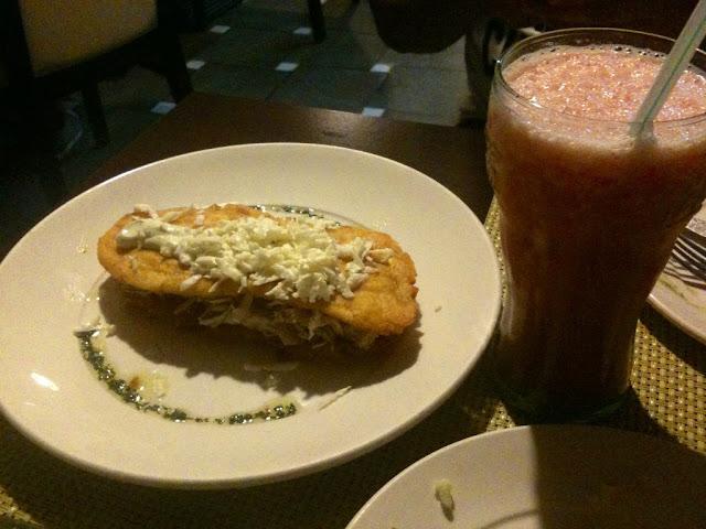 Arepitas en Madrid: Restaurante El Güero