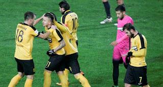 Ισόπαλοι με 3-3 αναδείχθηκαν Άρης και Αστέρας Τρίπολης για το κύπελλο Ελλάδος