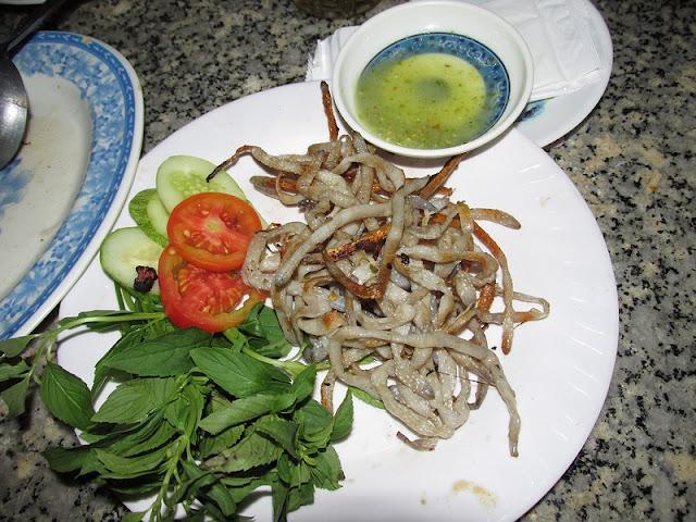 Sai Sung – A special dish of Quang Ninh