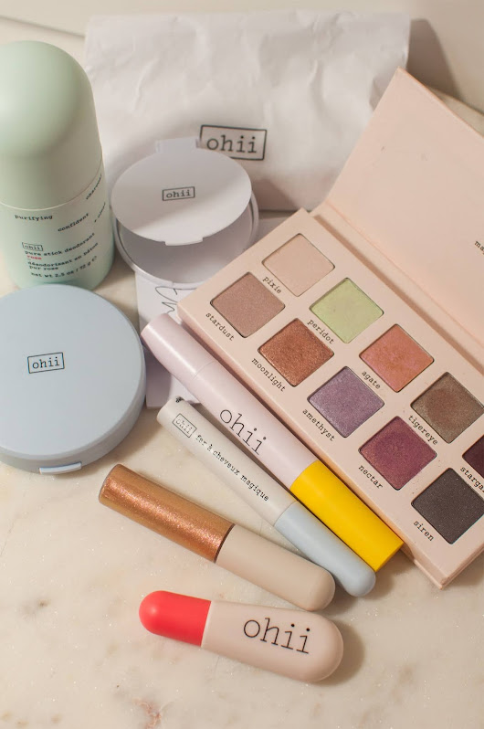 Oh Hi, Ohii Beauty: Reviewing Urban Outfitter's New In-House Beauty Line
