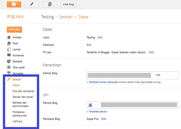 Panduan Agar Blogspot Anda SEO Friendly