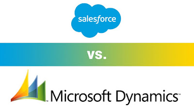 Dynamics 365 Vs Salesforce