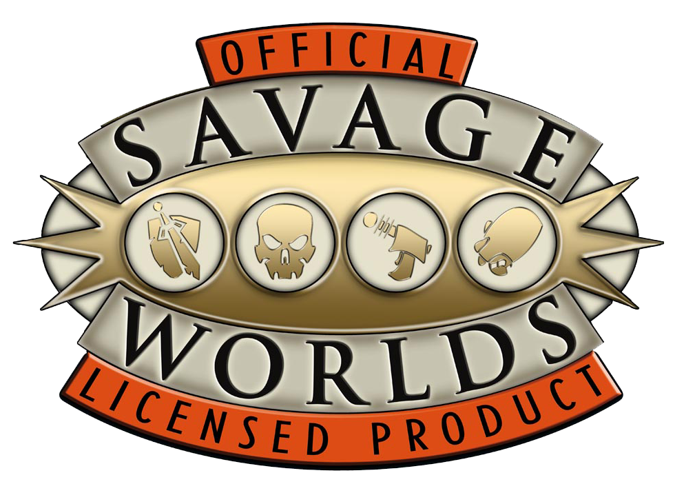Official Savage Worlds Licensee