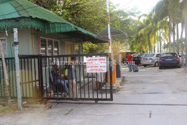 Pengalaman bercuti di Pulau Tioman : Menginap di Kg. Salang
