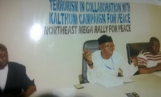 Borno CSO Commends Planned North East Peace Rally