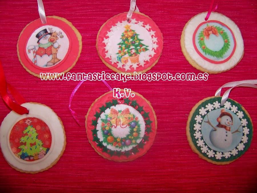 Galletas De Navidad Ii Cocina