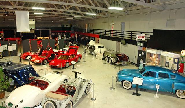 Sobre o San Diego Automotive Museum
