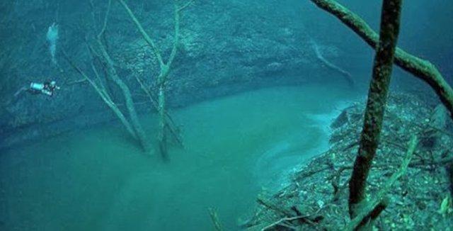 ALLAHUAKBAR.. Ternyata Sungai Di Bawah Laut Sudah Dijelaskan Dalam Al-Quran