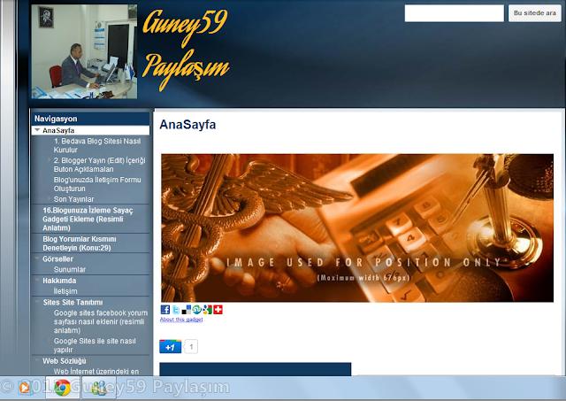 Site resmi