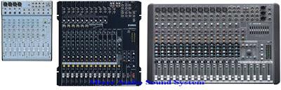 Mixer-Audio-Sound-System