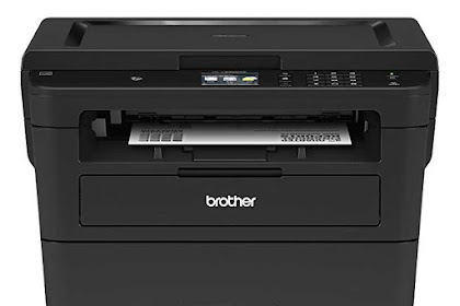 Printer Laser Brother HLL2395DW Hitam