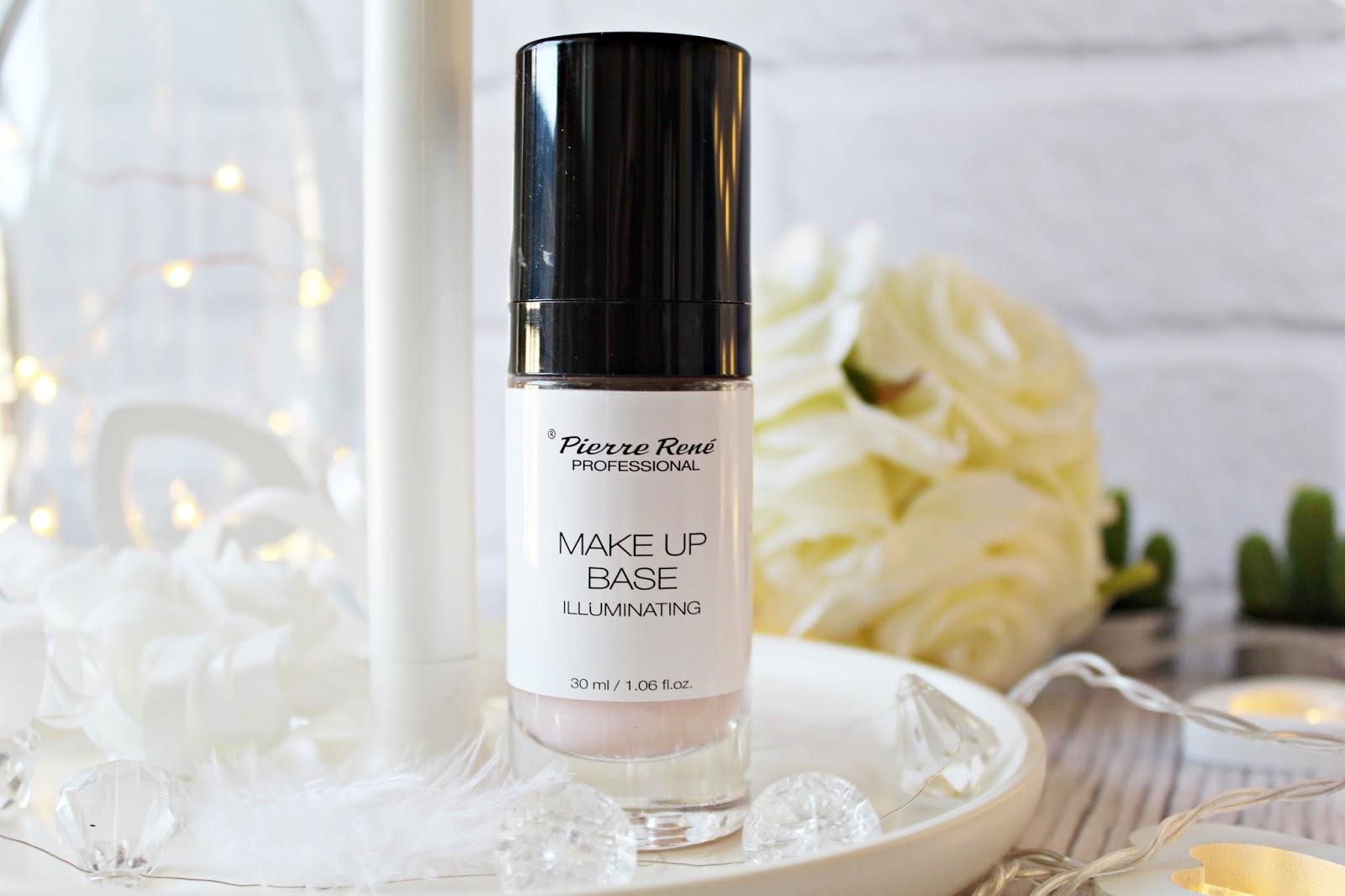 Rozświetlająca baza pod makijaż - Pierre Rene - Make up base Illuminating