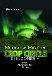 Menguak Misteri Crop Circle di Indonesia