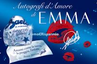 Logo Baci Perugina ''Autografi d'Amore di Emma'': vinci soggiorni e incontri con Emma Marrone