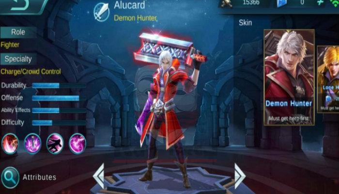 Kemampuan Hero Alucard Dan Guide Item Yang Cocok Di Mobile Legends Bang Bang