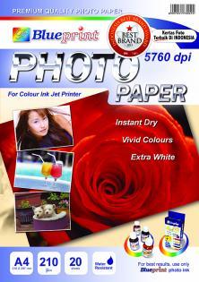 Produk Stationery FOTO PAPER BLUEPRINT bisa Order di www.alattulis.co.id