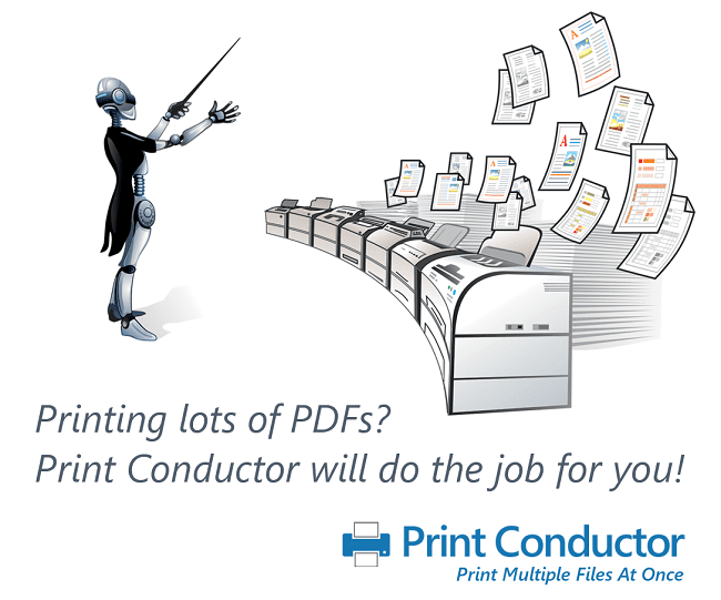 Print Conductor Review