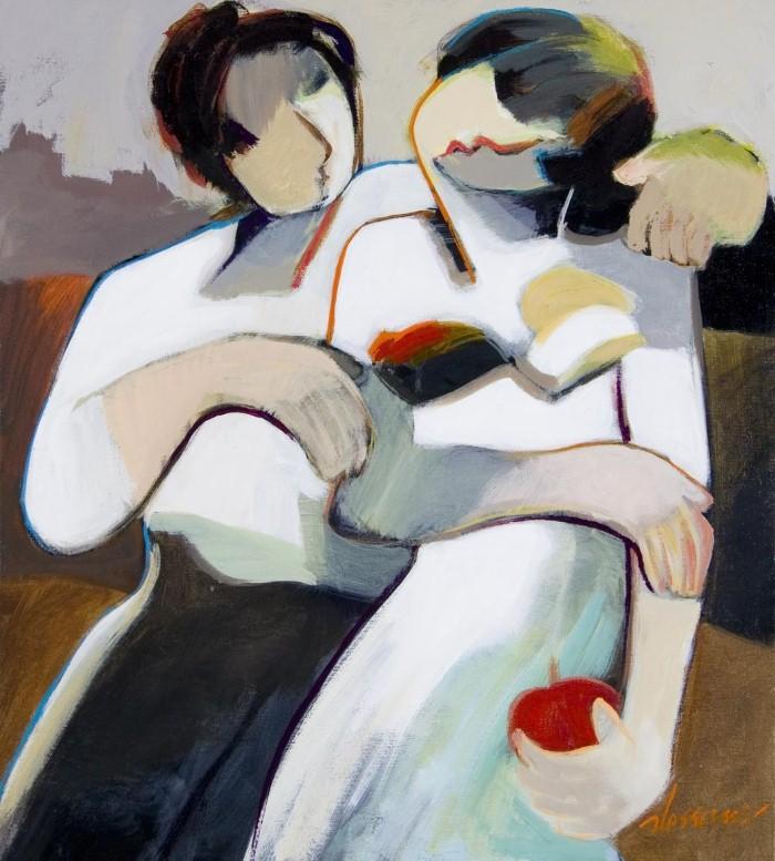 Сущность любви и романтики. Hessam Abrishami 11