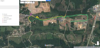 2ª etapa do Circuito de Corrida e Caminhada de Registro-SP