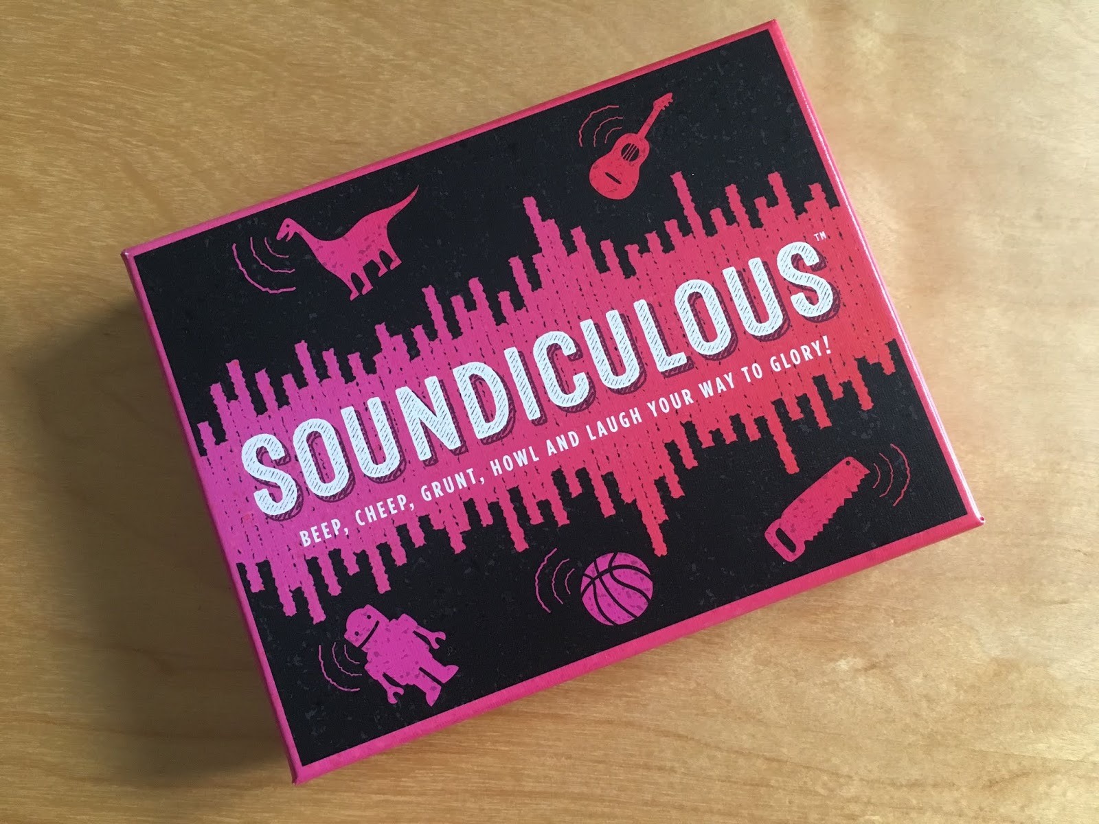 Guess That Sound With Soundiculous!