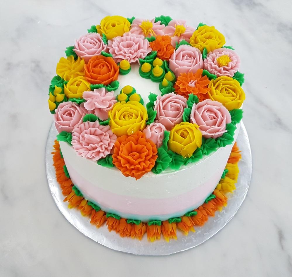 Yochanas Cake Delight Happy Birthday Lisa