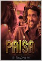 PAISA – Lyrics | SUPER 30
