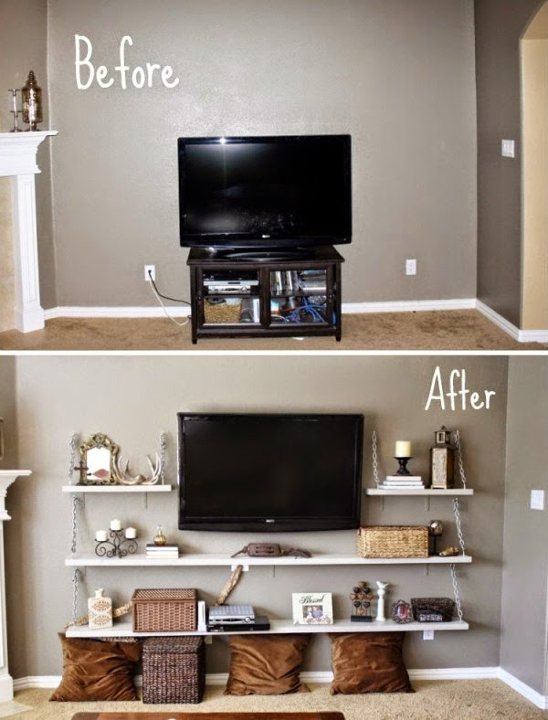 Functional Living Room Shelving Ideas Use Your E